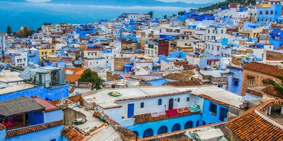 expedition nord Maroc 3jours Marrakech Chefchaouen